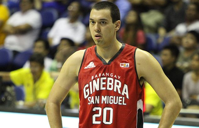 Greg Slaughter eager to hit top form as Ginebra looks to retain Governors' Cup title