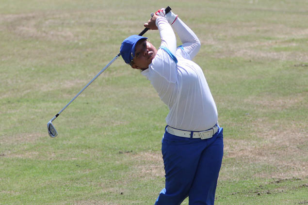 Amateurs Harmie Constantino Daniella Uy Off To Strong Start In