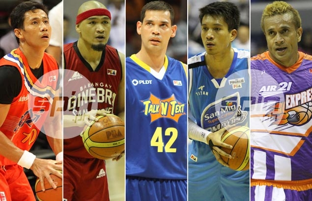 From the players not on the PBA's 25 Greatest Players list, who most deserves to be part of the planned Top 40 honor roll of the pro league?