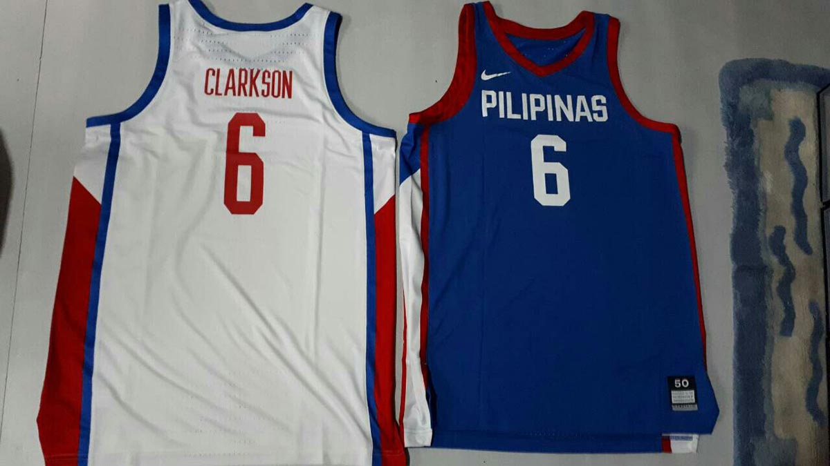 1442578628e3 What could ve been  Clarkson s Gilas jersey will have to wait