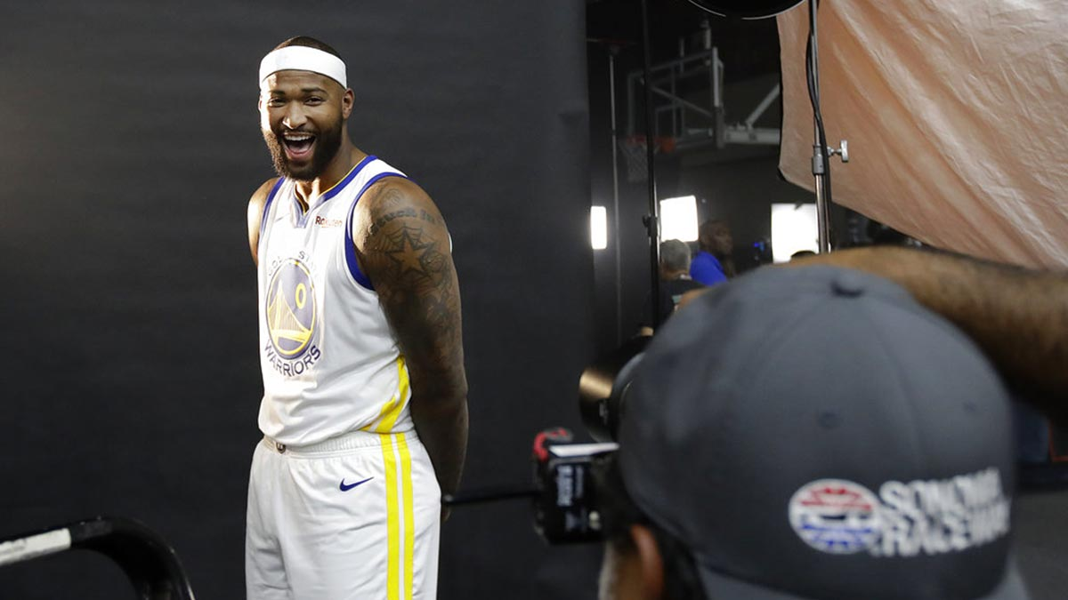 Cousins could be face of Puma basketball relaunch after signing huge shoe  deal 7370092ec