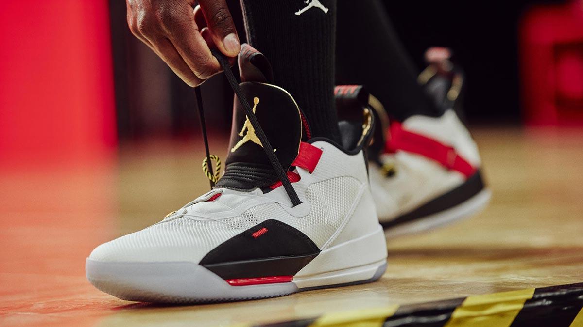 online store 0b160 22f34 Michael Jordan's latest signature shoe doesn't need shoelaces