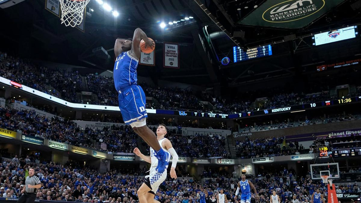 What S So Special About Kentucky Basketball: Super-rookies Zion, RJ Barrett Put On Show In Duke Rout Of