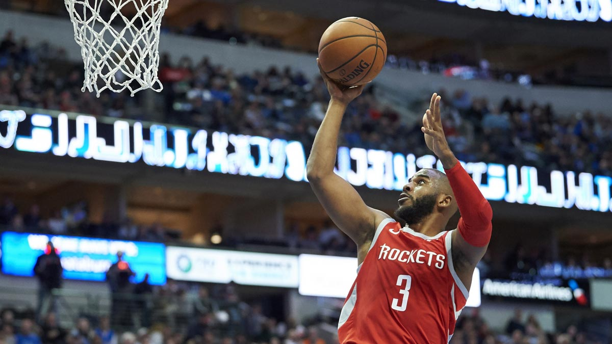 100fe96081e Chris Paul sidelined at least two weeks with hamstring injury