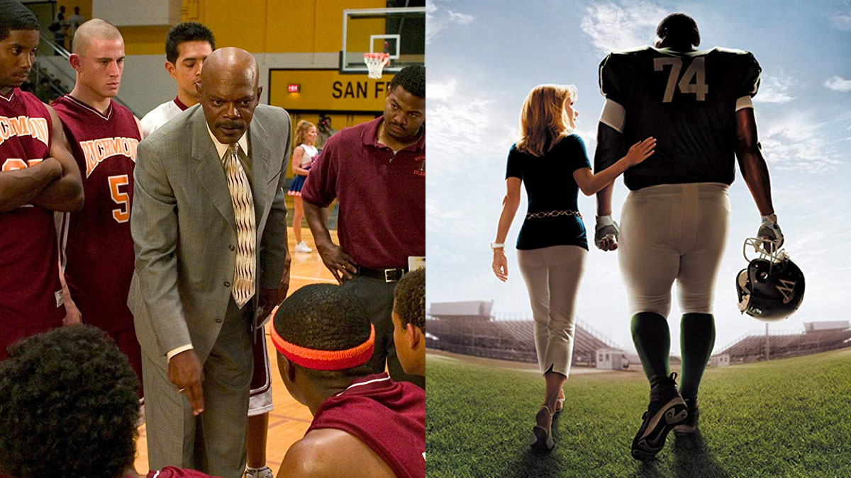 You can stream these inspirational sports movies now on Netflix
