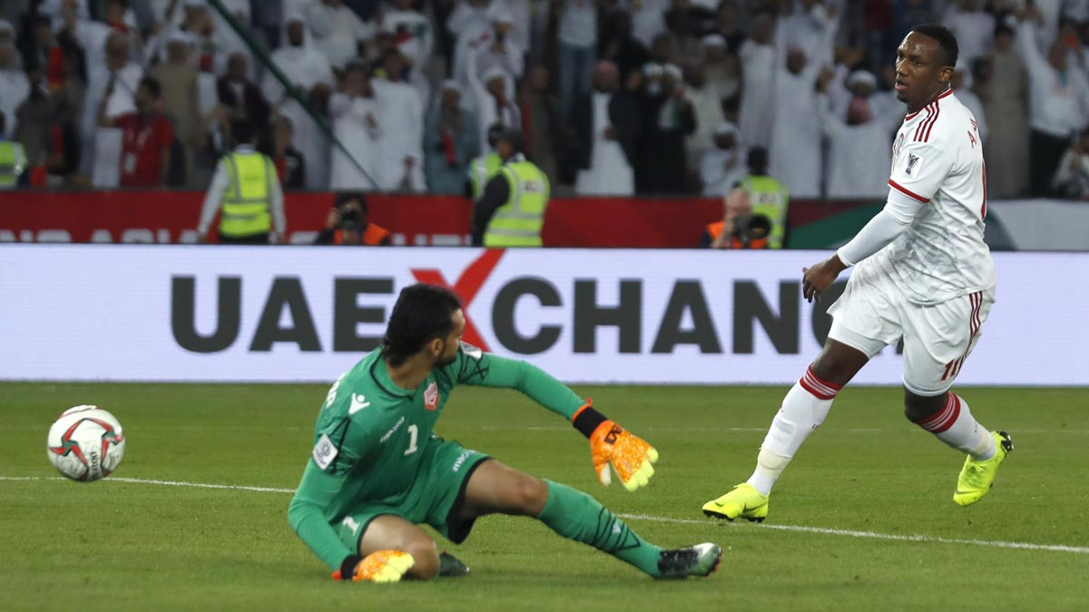 UAE salvages draw with Bahrain as Asian Cup opens amid diplomatic crisis