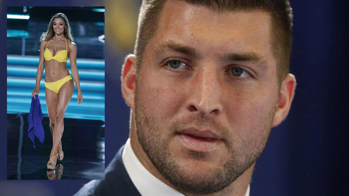 Tim Tebow Now Engaged To 2017 Miss Universe Demi Leigh Nel Peters