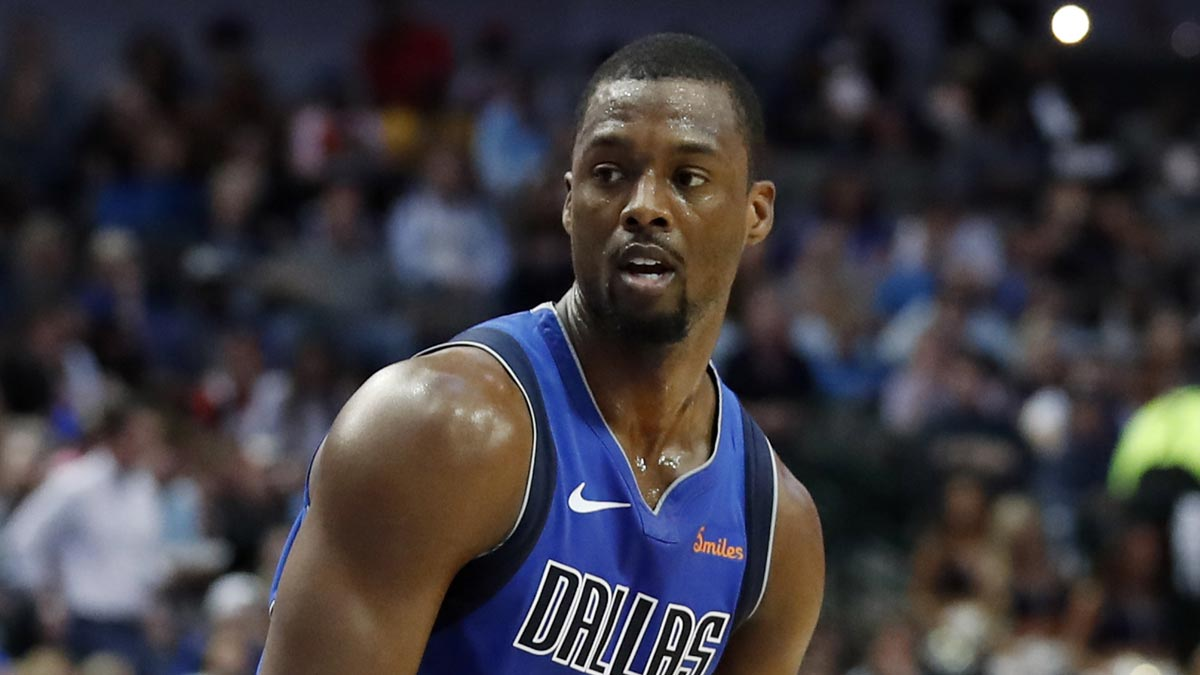 Mavs Continue Revamp Send Harrison Barnes To Kings For Zach