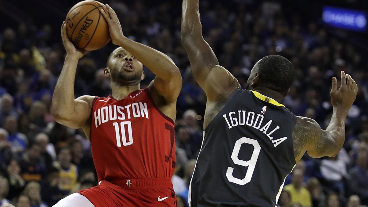 3 điểm nhấn cho thấy vì sao Houston Rockets được gọi là khắc tinh của Golden State Warriors