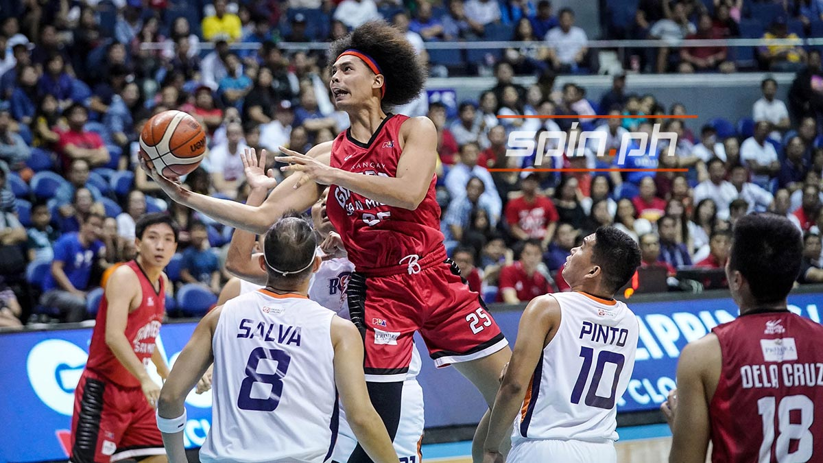 showing 1st image of Pba Result Last Night Ginebra locks up No. 3 seed after win over also-ran ...