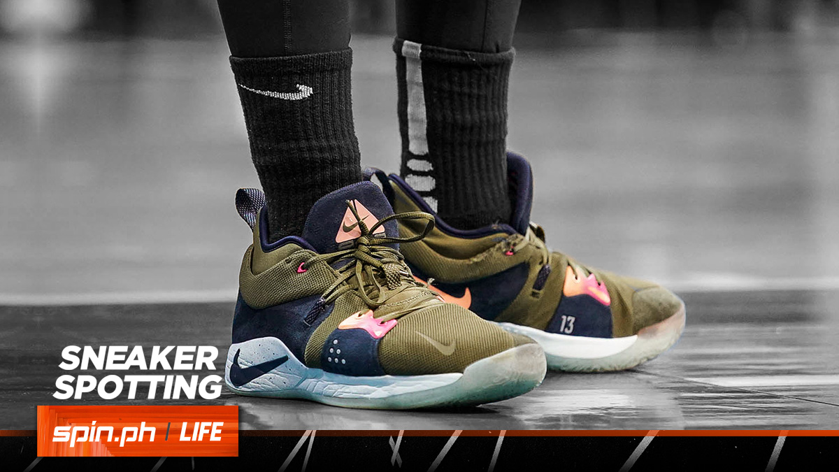 25ea163df050 Take a look at the best shoes in San Miguel Phoenix PBA series
