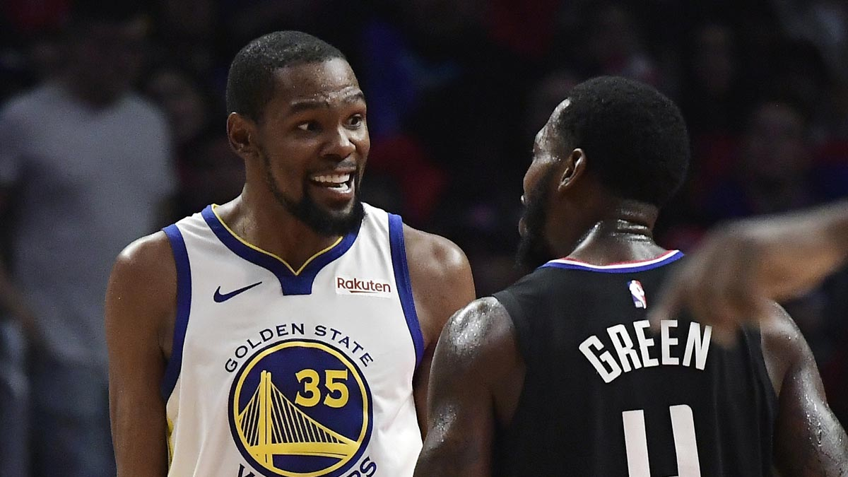 4bfd4f84b33 NBA rescinds Game Three technical fouls on KD