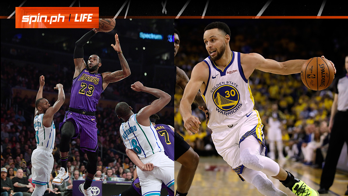 outlet store c0ec2 56ece LeBron's Lakers jersey overtakes Curry's Warriors as NBA's ...