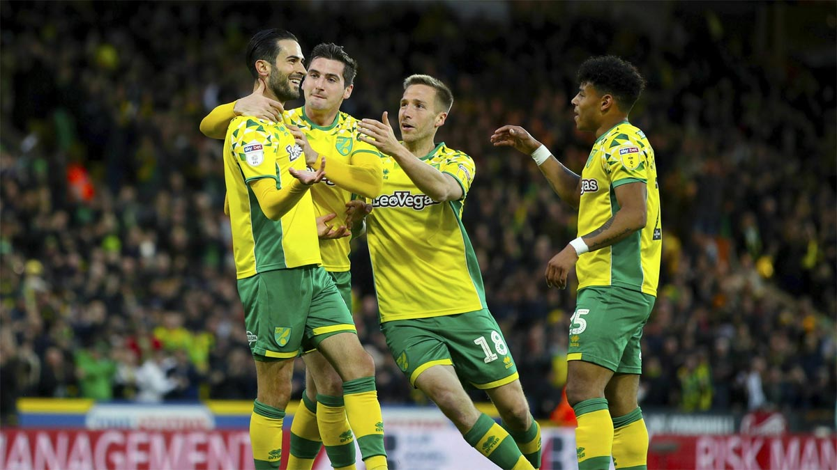 Norwich poised to win Championship, return to EPL after