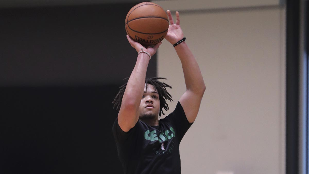 Carsen Edwards Stars As Celtics Rout Sixers In Nba Summer League