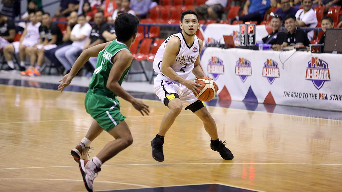 Shorthanded Italiano's Homme still too much for La Salle