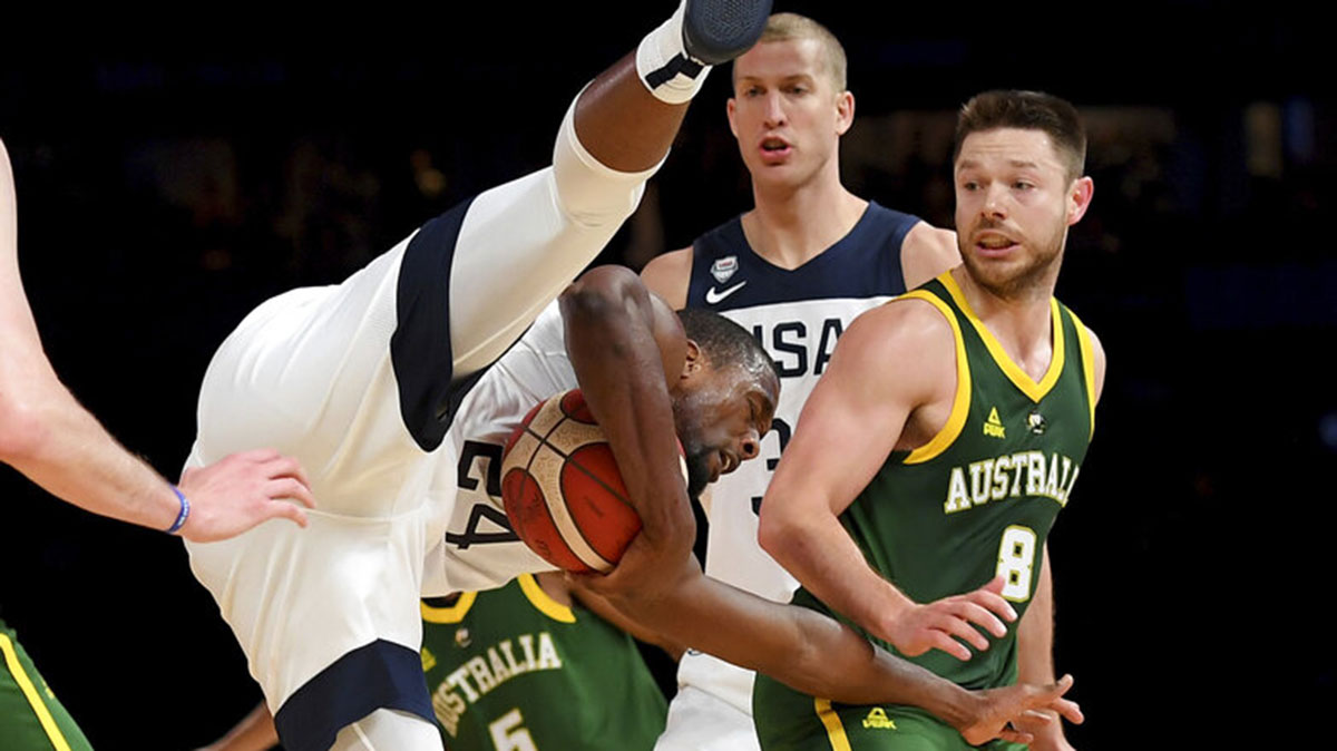 Despite blowout win vs Aussies, Team USA got test it wanted ahead of World Cup - Sports Interactive Network Philippines
