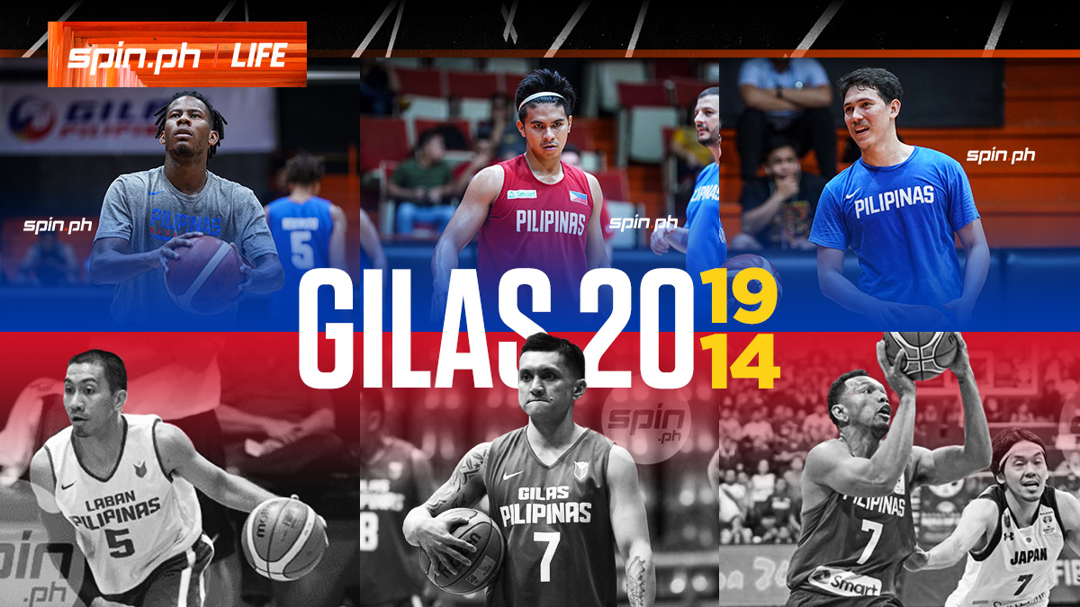 Gilas Pilipinas 2019 Fiba Basketball World Cup lineup analysis - Sports Interactive Network Philippines