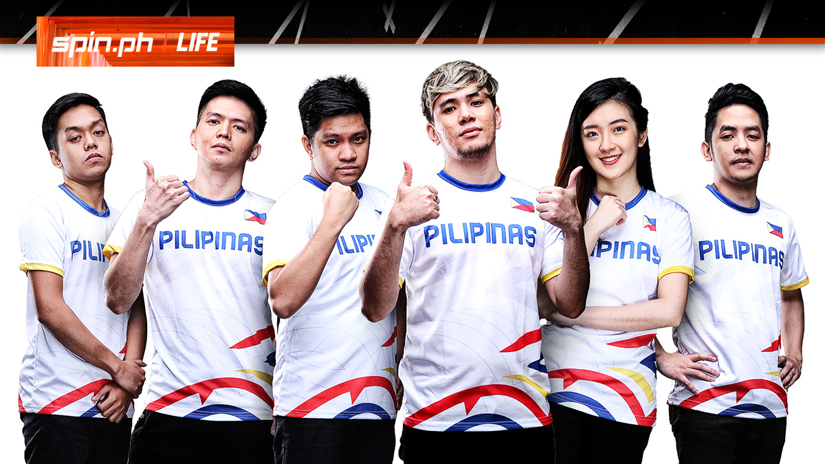 PH e-sports team to SEA Games revealed - Sports Interactive Network Philippines