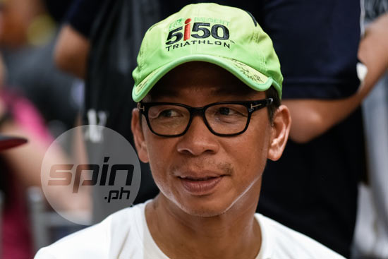 Kapamilya star and triathlete Kim Atienza