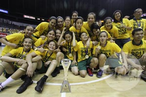 The Lady Tams went undefeated on their way to a second consecutive UAAP title last season.