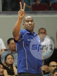 Norman Black now has 500 wins as a coach in the PBA. Photo by Jerome Ascano
