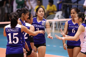 Gretchen Ho says she considers her volleyball family as her