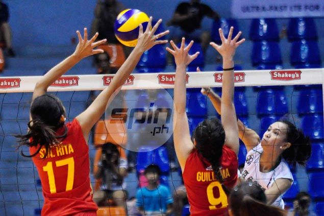 Lady Patriots break V-League duck with three-set win over ...