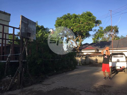 This is where it all started for James Yap. Photo from Snow Badua