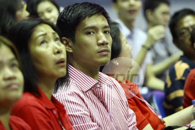 James Yap is one of 11 former UE players currently on the active list in the PBA. Jerome Ascano