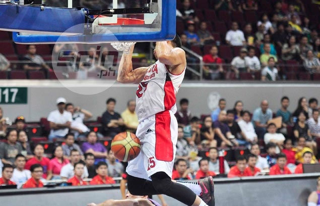 Japeth Aguilar should serve as inspiration to all benchwarmers, says dad Peter