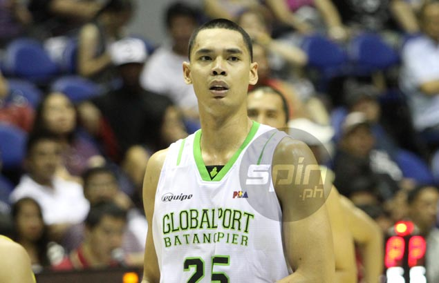 Japeth not on trading block, insists Romero