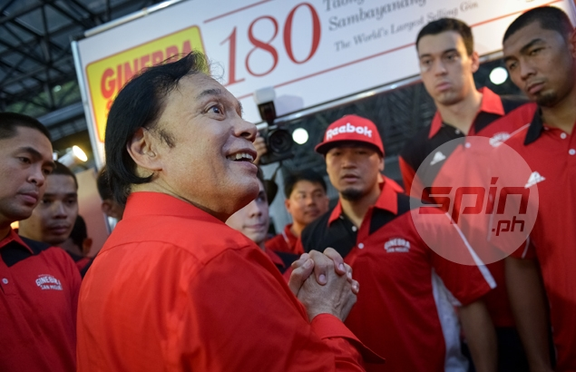 Jaworski not giving up on Ginebra, but says one thing's lacking in underachieving Kings