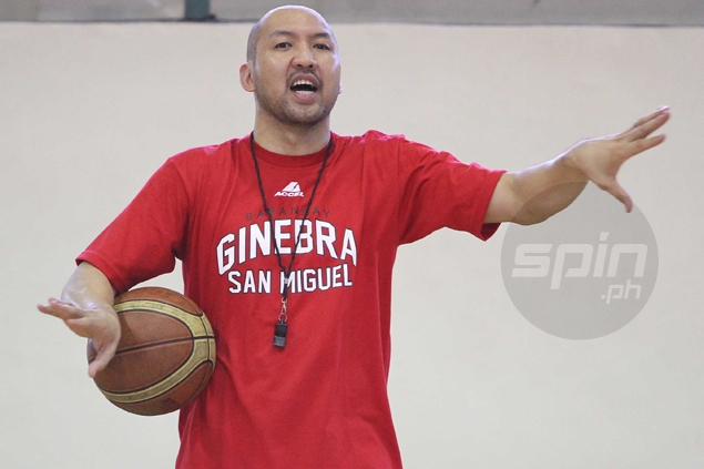 Watch and learn: Ginebra coach Jeffrey Cariaso picks up thing or two from Spurs offense, Heat's defense
