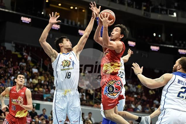 Rain or Shine boots out Talk 'N Text, seals semifinal face-off with San Miguel