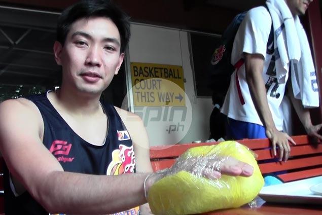 Jeff Chan PBA