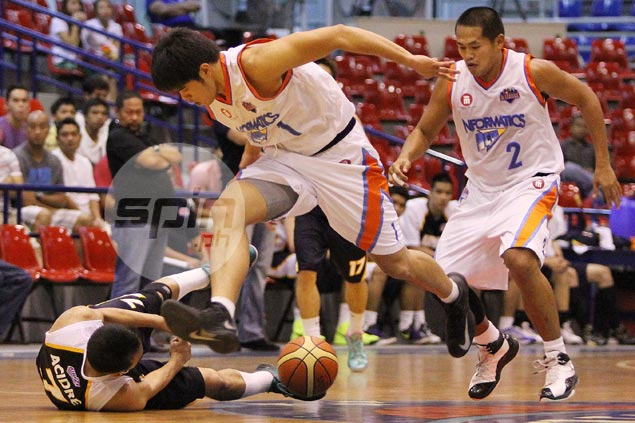Bombers beat Icons for first win in D-league