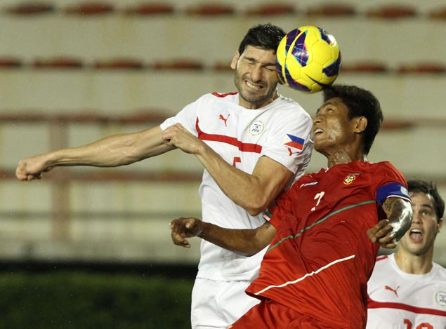 Big blow to Azkals as Juani Guirado injury could sideline him for remainder of AFF Suzuki Cup