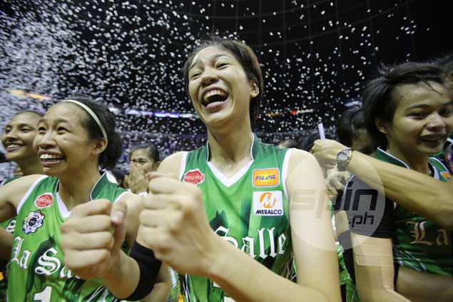 As she bows out of scene, Mika Reyes glad to pave way for La Salle's future stars