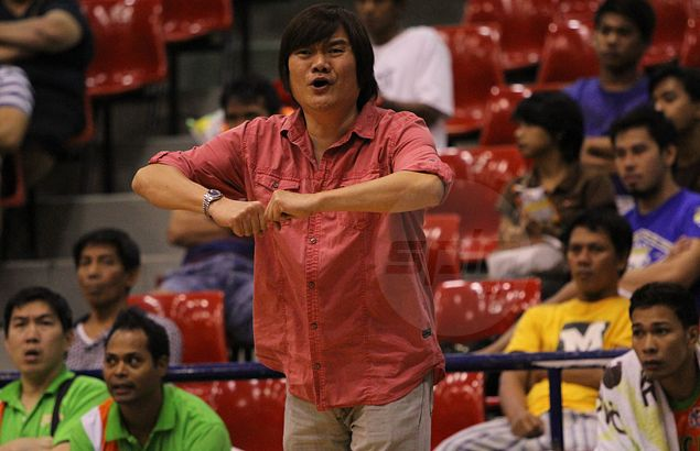 Tanduay coach Lawrence Chongson says he is ready to put the Mac Belo contract row behind him. Jerome Ascano