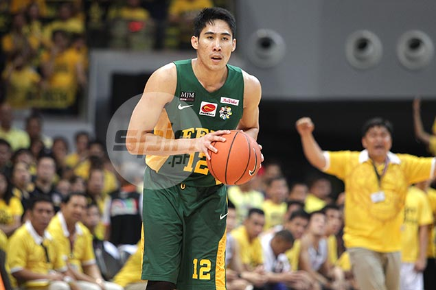 Mac Belo is expected to be among the top prospects in the next PBA draft. Jerome Ascano