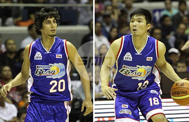 and swingman Joseph Yeo had been targeted by Barako Bull in a trade