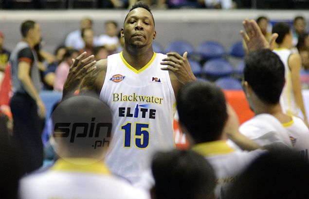 Douthit open for second tour of duty with Blackwater so ...