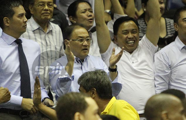 Live airing of PBA games in doubt after MVP announces end to block-time deal with '13'