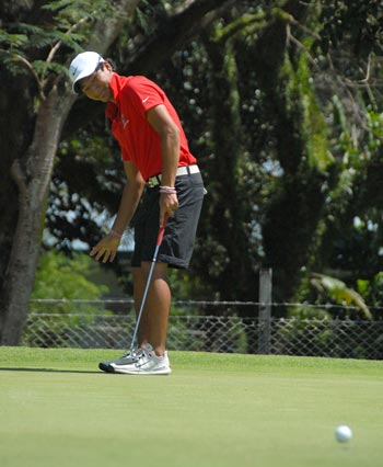 Japan's Nagai wins Philippine Junior Amateur golfest by eight strokes