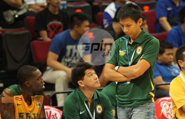 Racela eyed to replace Flores at FEU; Chot, other MVP people may