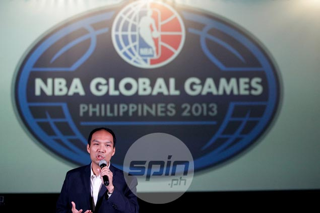 Tickets for NBA pre-season game at MOA won't come cheap