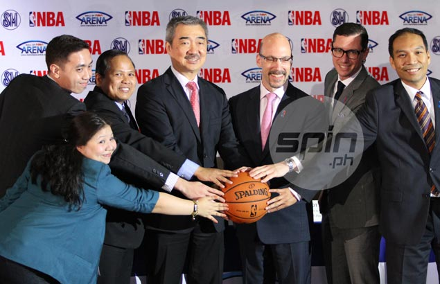 P50,000 per seat? NBA official sheds light on issue amid fears of 'ridiculous' ticket prices