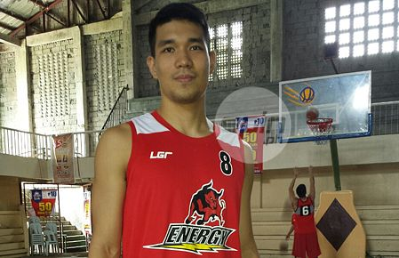 Barako Bull new boy Nico Salva averaged 10.8 points in the four games the Energy played in the pocket tournament. Snow Badua