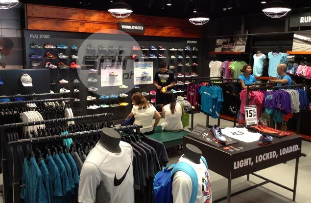 Nike opens first Young Athletes Stores